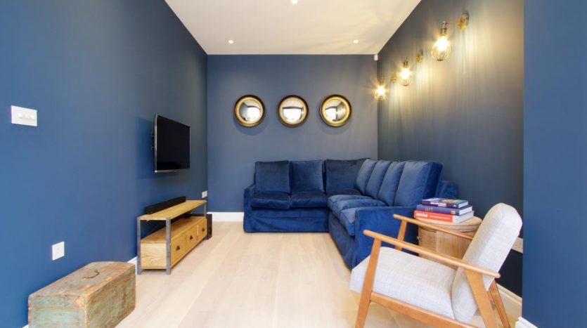 4 Kingsley Avenue West Ealing House Living Room