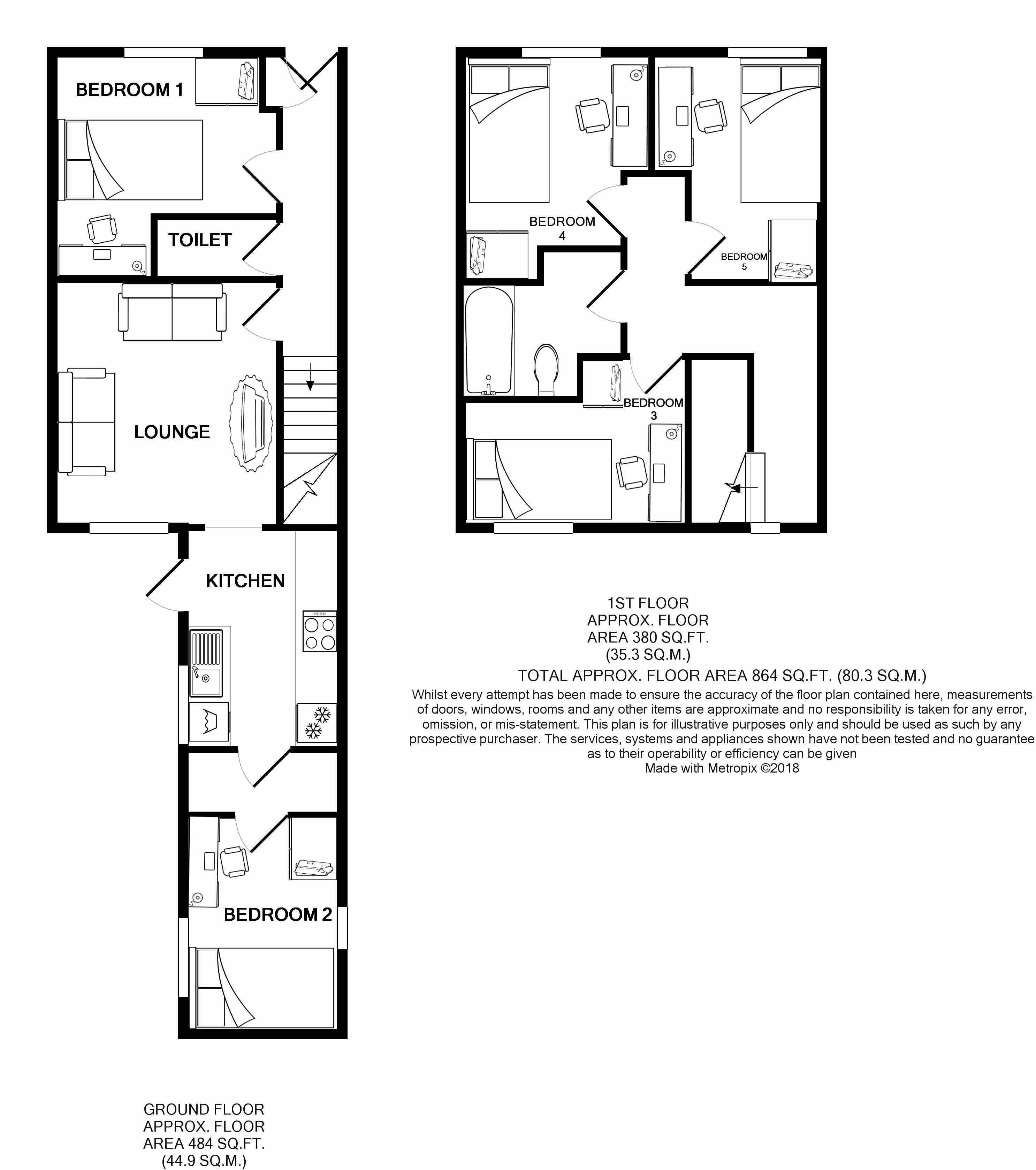 21 Queen Anne Street Floor Plan