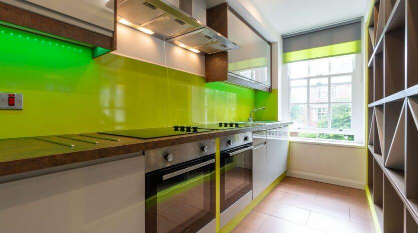 Flat 4, A City View kitchen 2