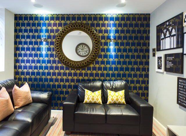 21 Queen Anne Street living room 2
