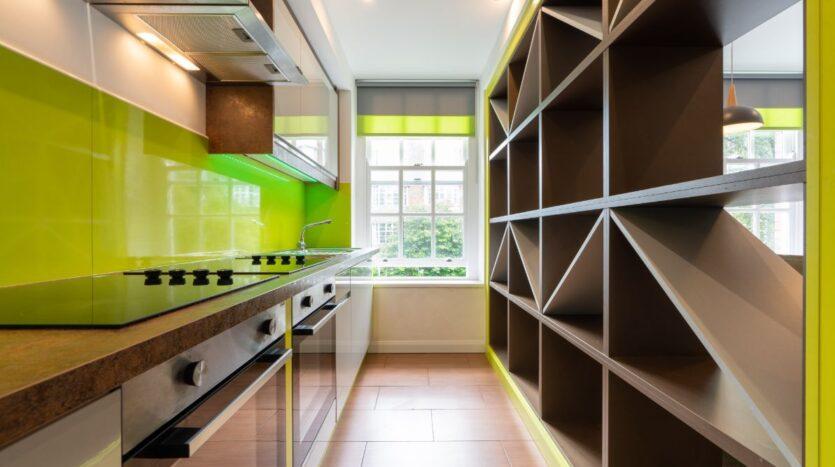 Flat 4, A City View kitchen 1